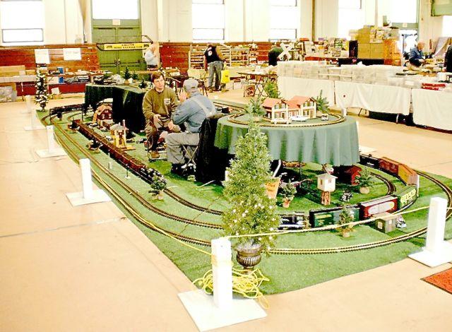Kinston Train Show